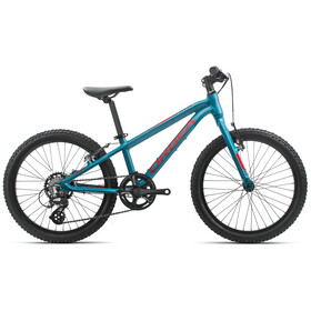 "ORBEA MX Dirt 20"" Kinder blue/red"